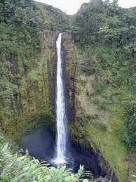 Big Island Waterfall