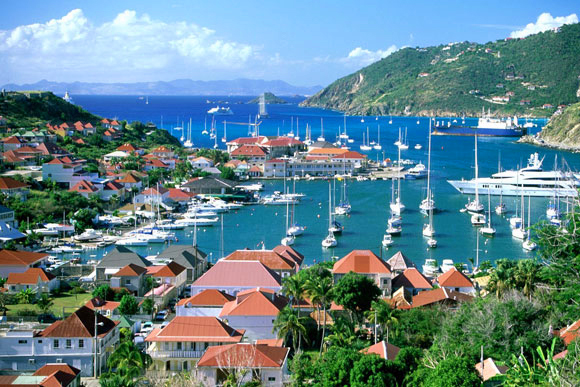 St. Barts travel reservations and hotel accommodations