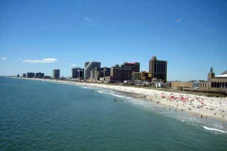 Atlantic City online travel booking, vacation package deals, hotel accommodations, travel reservations, discount travel, travel deals, cheap travel